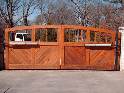 residental-driveway-security-gates-tulsa