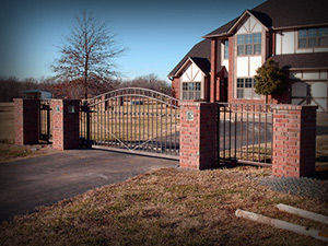 Security Gate Installation Tulsa